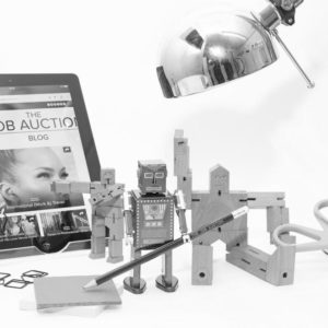 Newsflash: Robots Make The World Go Round
