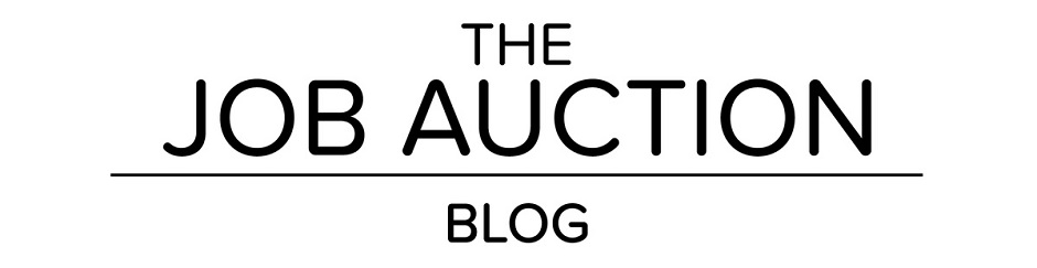 The Job Auction Blog