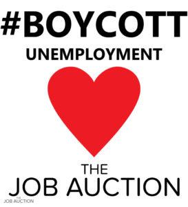 #BoycottUnemployment