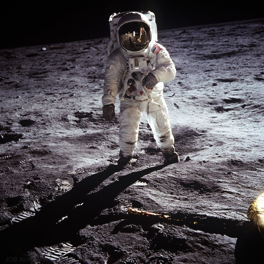 The Moon Landing and Remembering to Dream Again