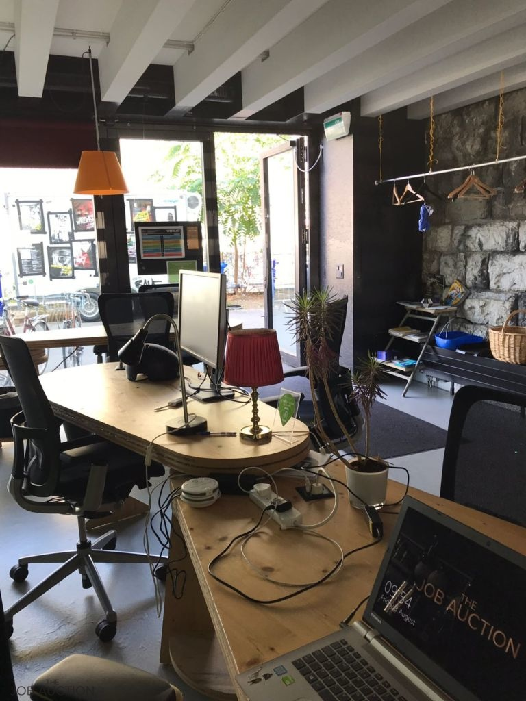 Work Spaces Abroad: A Pit Stop in Zurich